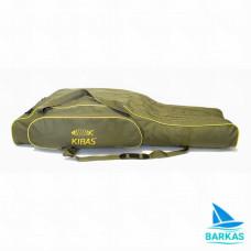 Чехол для удилищ KIBAS Smart Fishing 3 секции 100