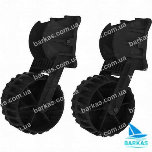 Транспортировочные шасси пластиковые черные KOLIBRI