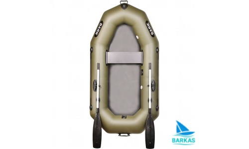 Лодка BARK B-220 (БАРК Б-220) гребная надувная лодка