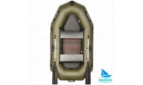 Лодка BARK B-230СD (БАРК Б-230CД) гребная надувная лодка