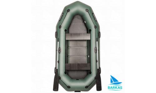 Лодка BARK B-280PD (БАРК Б-280ПД) гребная надувная лодка