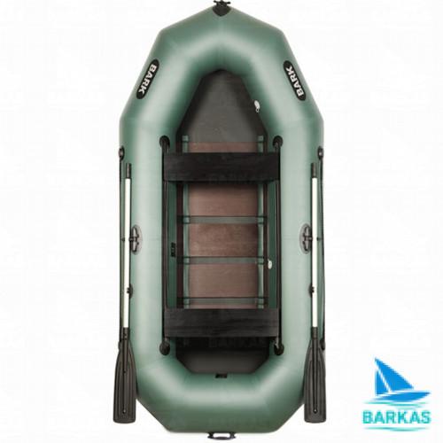 Лодка BARK B-300D (БАРК Б-300Д) гребная надувная лодка