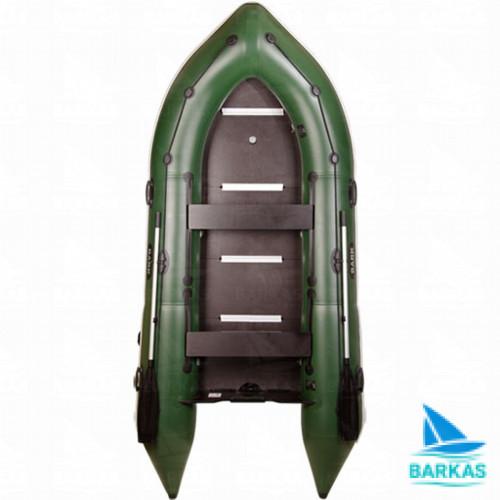 Лодка Bark BN-390S (Барк БН-360С) моторная надувная лодка