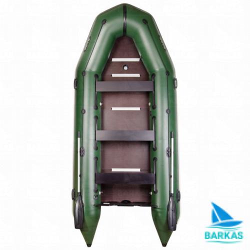 Лодка Bark BT-420S (Барк БТ-420С) моторная надувная лодка