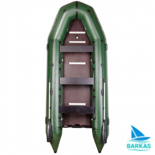 Лодка Bark BT-450S (Барк БТ-450С) моторная надувная лодка