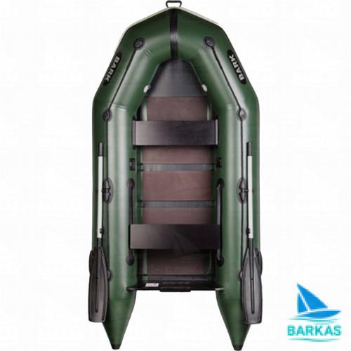 Лодка BARK BT-270 (БАРК БТ-270) моторная надувная лодка