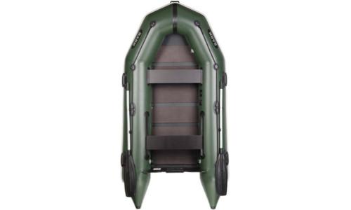 Лодка BARK BT-290 (БАРК БТ-290) моторная надувная лодка