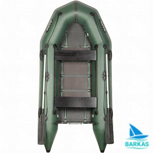 Лодка BARK BT-290D (БАРК БТ-290Д) моторная надувная лодка