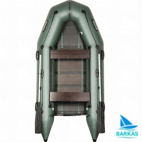 Лодка Bark BT-310D (Барк БТ-310Д) моторная надувная лодка