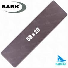 Сиденье для лодки BARK 58х20 неподвижное