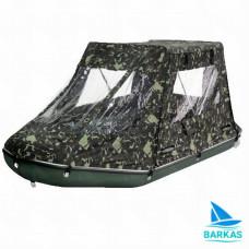 Тент-палатка BARK для лодок BТ-330, BN-330, BТ-360, BN-360