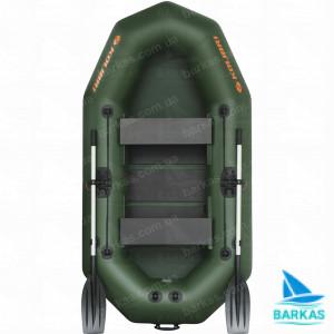 Лодка KOLIBRI K-250Т с пайолом слань-коврик