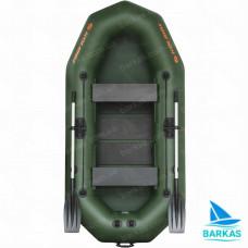 Лодка KOLIBRI K-270Т с пайолом слань-коврик