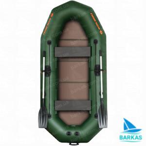 Лодка KOLIBRI K-290Т с пайолом слань-книжка