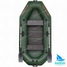 Лодка KOLIBRI K-260Т с пайолом слань-коврик