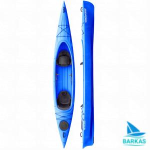 Каяк двухместный KOLIBRI Twin-Go синий