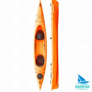 Каяк двухместный KOLIBRI Twin-Go оранжевый