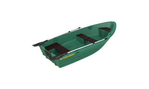 Пластиковая лодка KOLIBRI RKM-350 Green