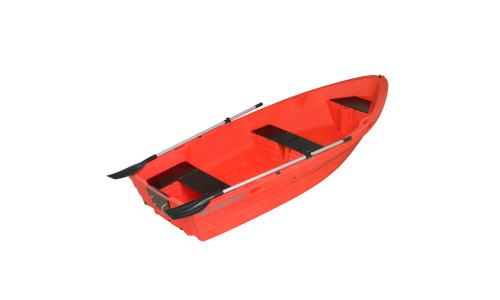 Пластиковая лодка KOLIBRI RKM-350 Red