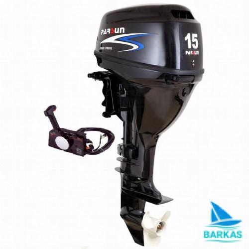 Лодочный мотор  Parsun F15 FWS