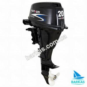 Лодочный мотор  Parsun F20A FWS четырехтактный