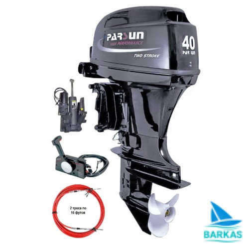Лодочный мотор Parsun  T40 FWS-T