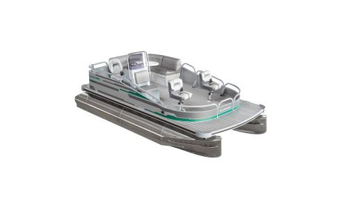 Понтонный катер | KOLIBRI | Понтонный рыбацкий катер
