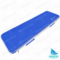 Мягкое сиденье KOLIBRI 84х20 для лодки синий