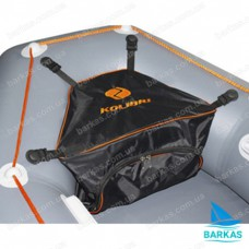 Носовая сумка-рундук KOLIBRI К250Т-К-290Т черный