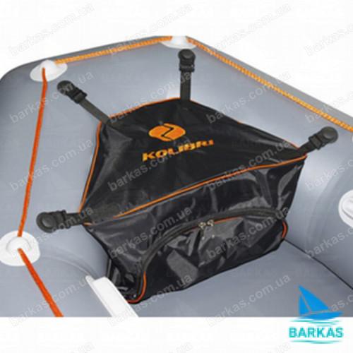 Носовая сумка-рундук KOLIBRI КM400DSL-KM450DSL черный