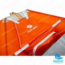 Носовая сумка-рундук KOLIBRI К220-КМ360DSL оранжевый