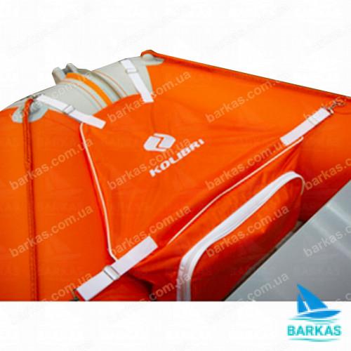 Носовая сумка-рундук KOLIBRI КM400DSL-KM450DSL оранжевый