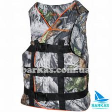 Страховочный жилет KOLIBRI 90-110 кг камуфляж-дубок
