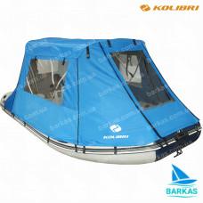 Тент-палатка KOLIBRI для лодки КМ-400DSL