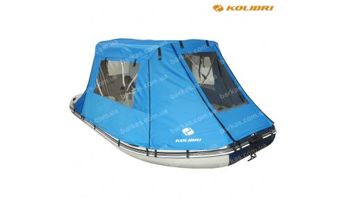 Тент-палатка KOLIBRI для лодки КМ-450DSL