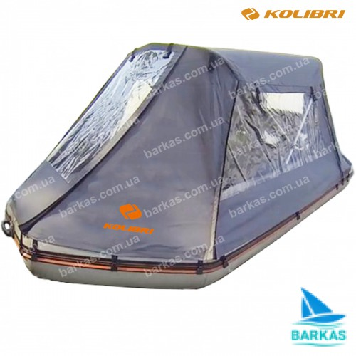 Тент-палатка KOLIBRI для лодокКМ-330, КМ-330D